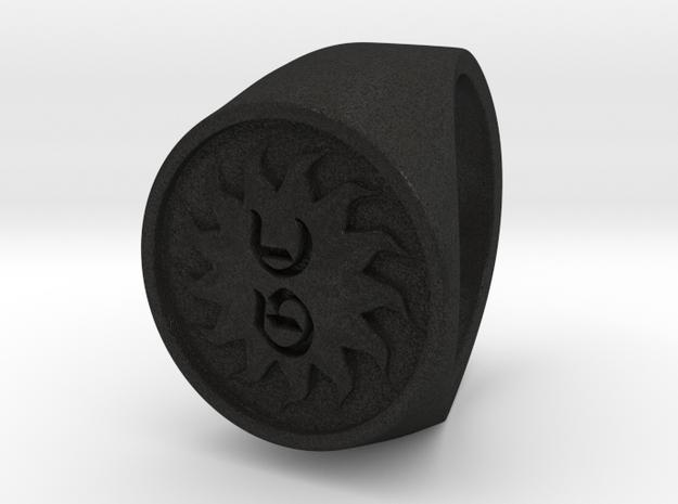 Signet Ring - GC 57 - unique - 3d printed