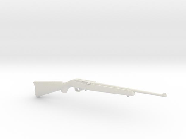 1:6 Miniature Ruger 10/22 Gun