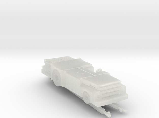 028A MD-3 Tow Tractor 1/144 3d printed MD-3 Printed in FUD