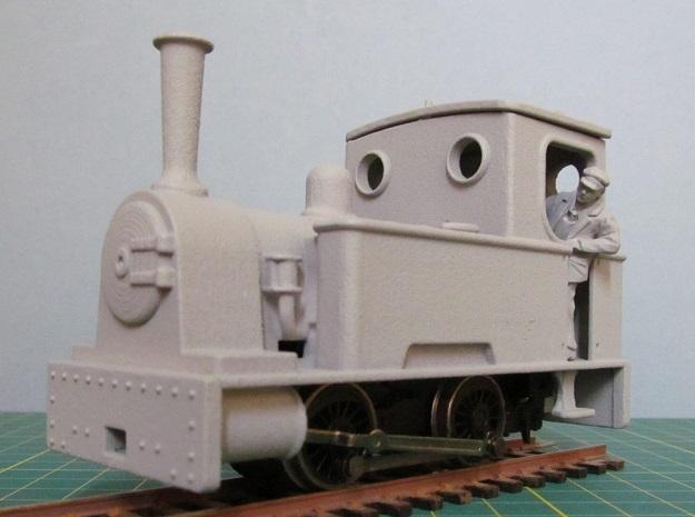 016.5 Skylark Style Engine in White Natural Versatile Plastic