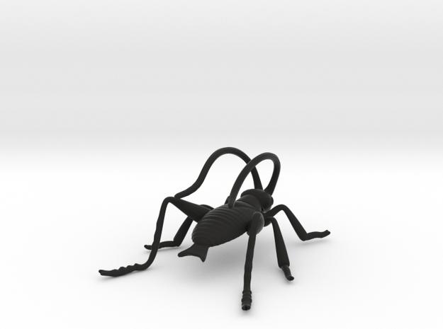 Jumping Cricket 3d printed
