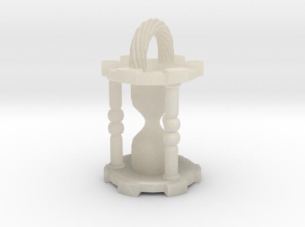 HourglassPendant 3d printed
