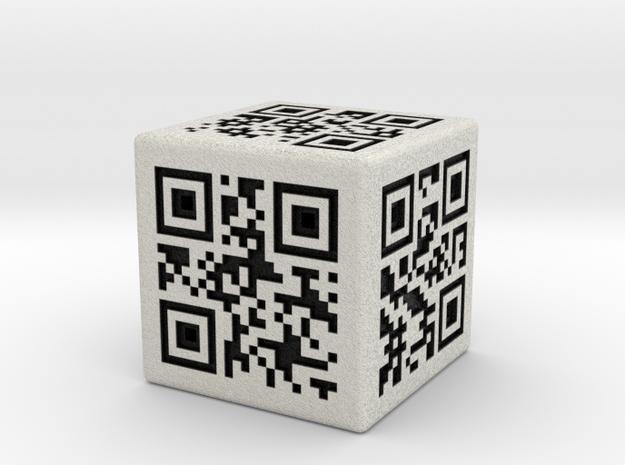 QR Code Die 3d printed