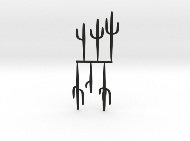 N-Scale Saguaro Collection 01 3d printed