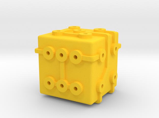 Circuit Die 3d printed
