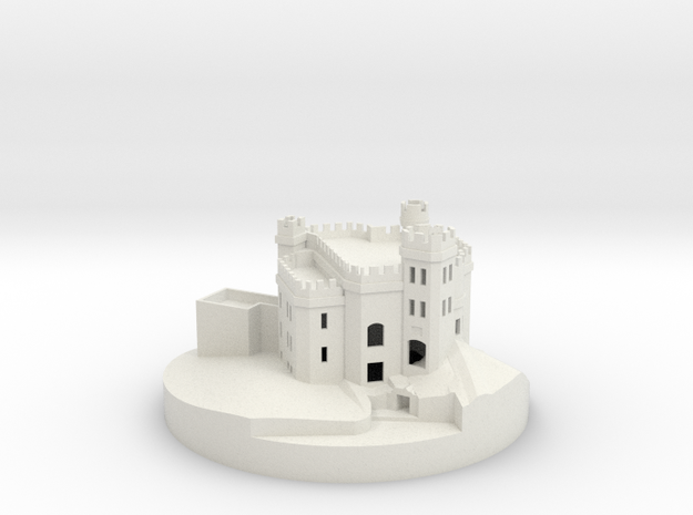 091B Glehni Loss 3d printed