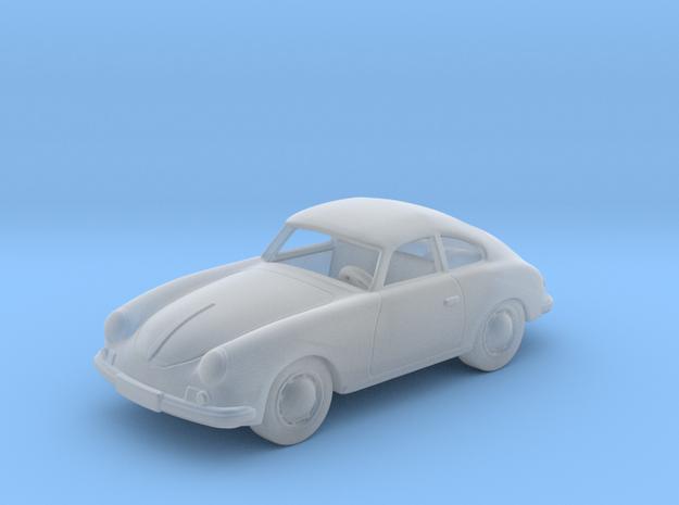 Porsche 356 a 1958  1:87 HO in Smooth Fine Detail Plastic