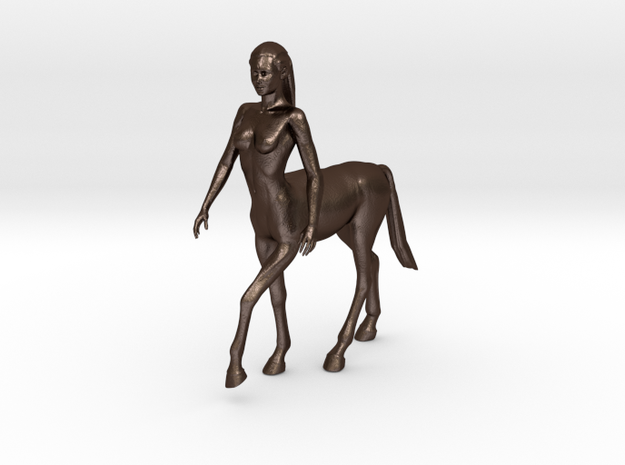 Beautiful Female Centaur 3d printed