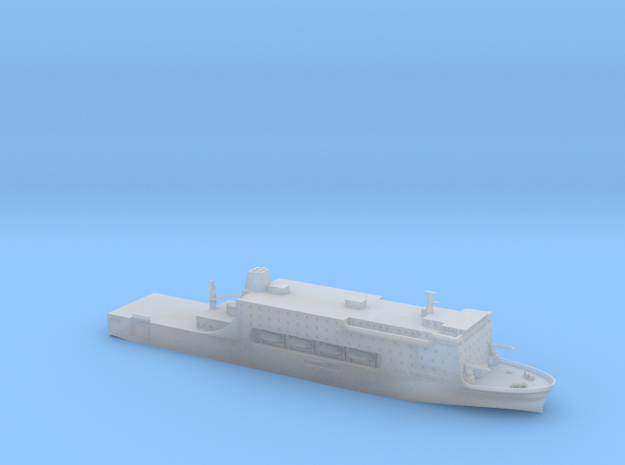 National Security Multi-Mission Vessel in Smooth Fine Detail Plastic