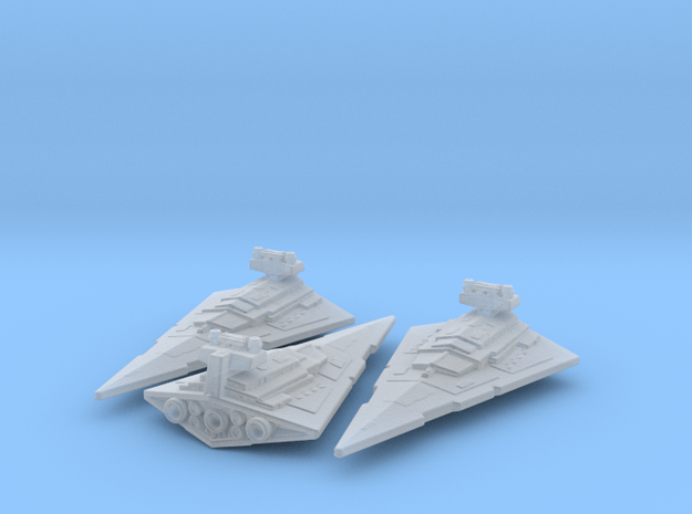 Imperial Class Star Destroyer 1/100000 x3