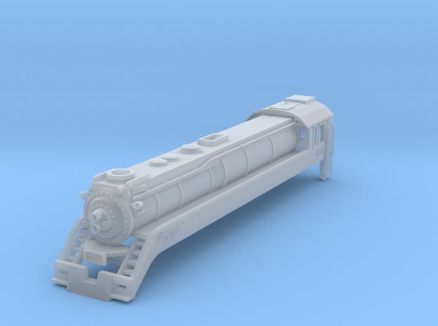 GS-4 Daylight 4-8-4  Shell