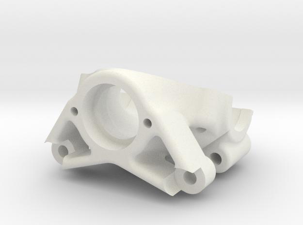 Lower Third Member Half - IRS Yeti Jr in White Natural Versatile Plastic