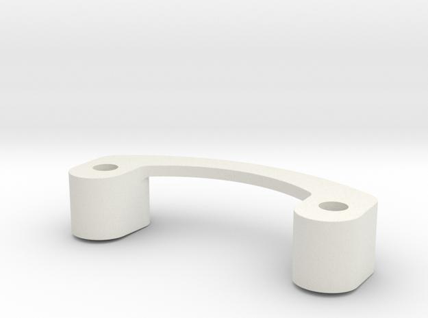 Mini-Z Spoiler Mount MT900 in White Natural Versatile Plastic
