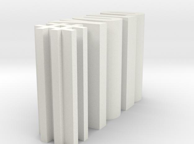 T763be3ki3l3as8i980e8uig64 44975815.stl in White Natural Versatile Plastic