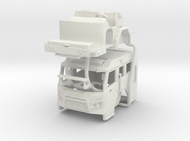 1/87 Rosenbauer Avenger Cab V2 in White Natural Versatile Plastic