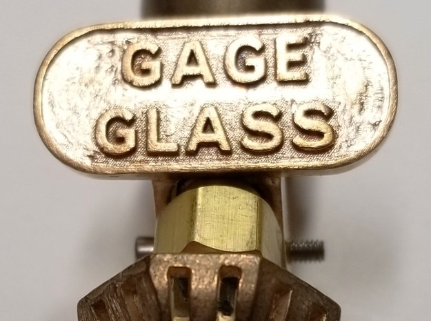 tag_gage_glass_312l in Natural Bronze