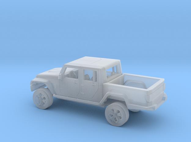 1/87 Late Model All Terrain PickUP Kit in Smooth Fine Detail Plastic