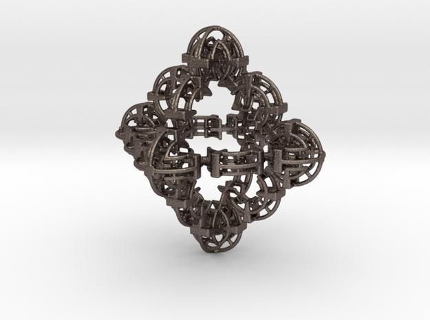 Fractal Geom TF4 3d printed