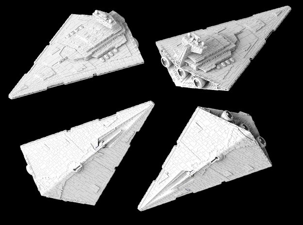 (Armada) Xyston Star Destroyer (ISD Size)