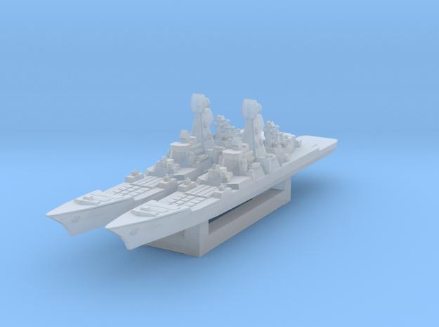 Pyotr Velikiy (Kirov Class) 1/4800 in Smooth Fine Detail Plastic