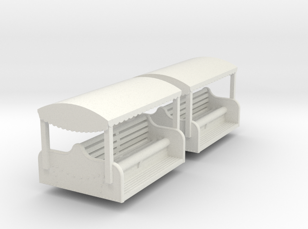 gb-87-guinness-brewery-ng-passenger-wagon in White Natural Versatile Plastic