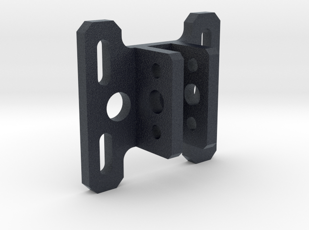 OS-TFL OUTBOARD LOWER UNIT CONVERSION MOUNT in Black PA12