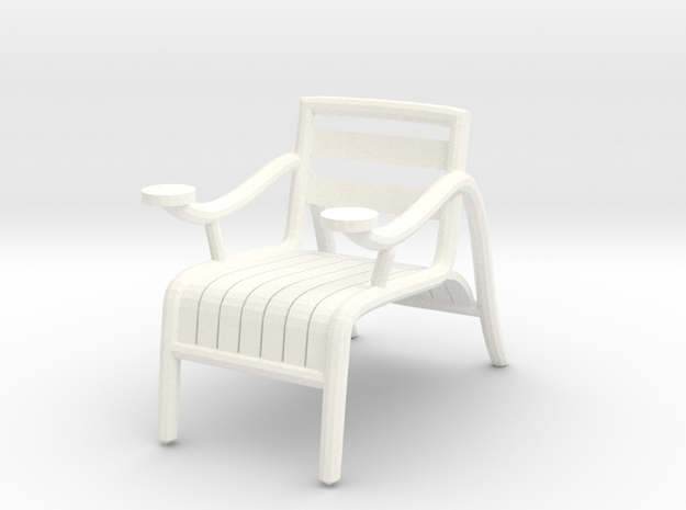 "ThinkingMan Chair - 1/4"" Model"
