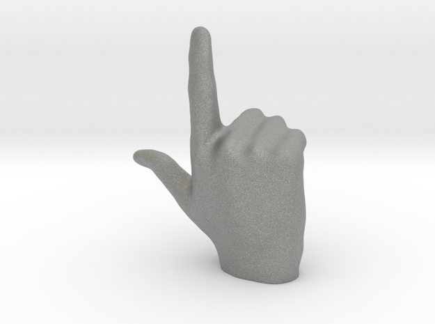 l sign language in Gray PA12