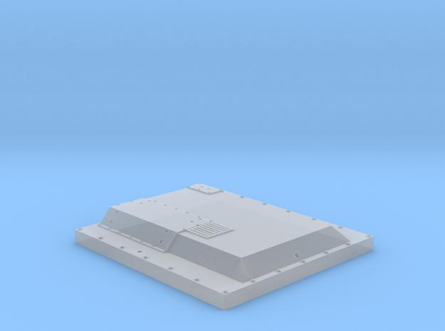VIA Rail F40PH-2D Inertial Hatch in Smooth Fine Detail Plastic