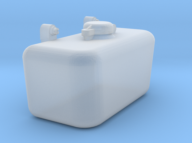 1/25 Washer Bottle in Smooth Fine Detail Plastic