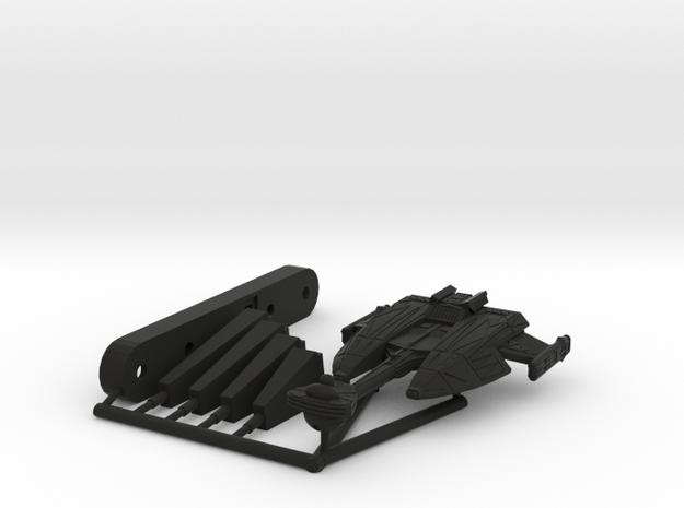 6k D33G Queen of Battle  in Black Natural Versatile Plastic