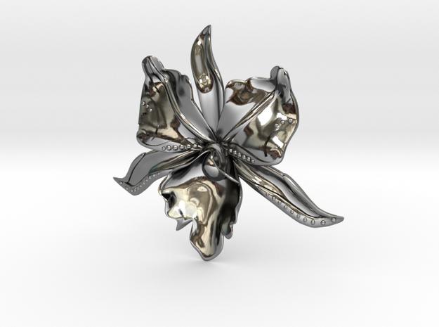 BlakOpal Steamy Orchid - flat 3d printed
