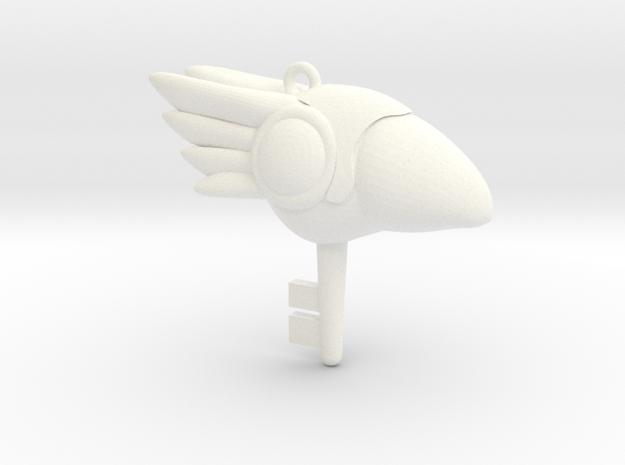 Bird Key Pendant