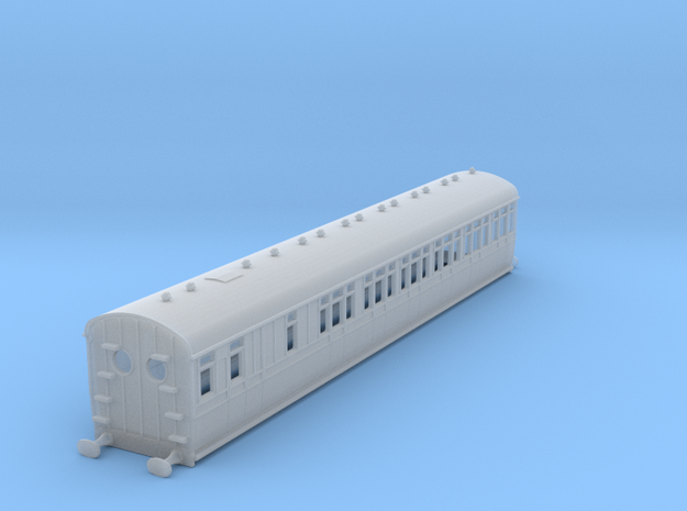 o-152fs-ner-d162-driving-carriage in Smooth Fine Detail Plastic