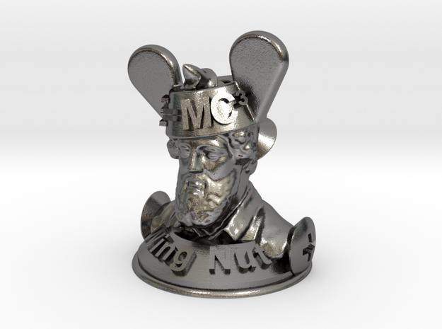 Wacky Wing Nut  3d printed
