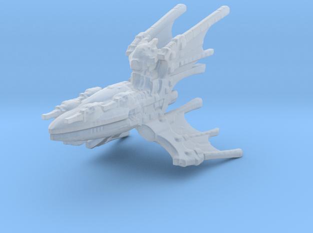 BFG Eldar Voidstalker battleship fleet scale