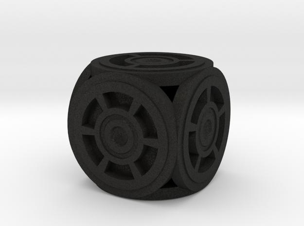 Circle Die 3d printed