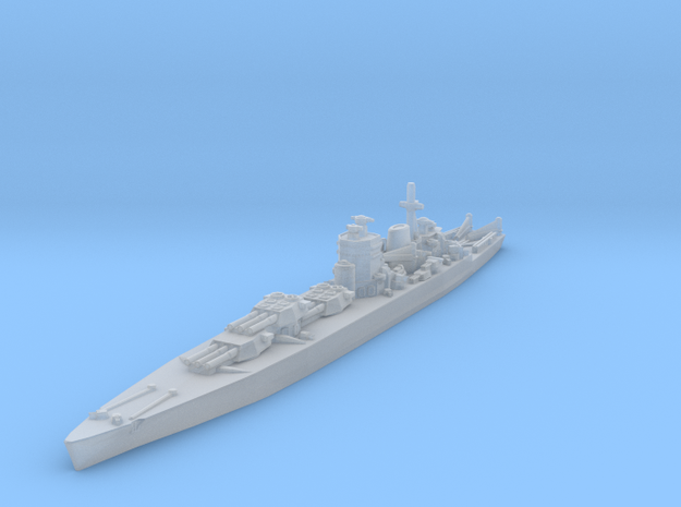 Soviet Project 21 1/1800 in Smooth Fine Detail Plastic