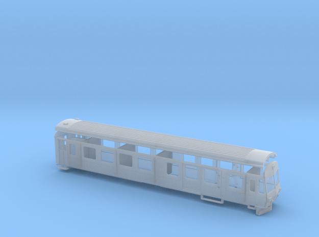 CJ BDt 721-722 in Smooth Fine Detail Plastic: 1:120 - TT