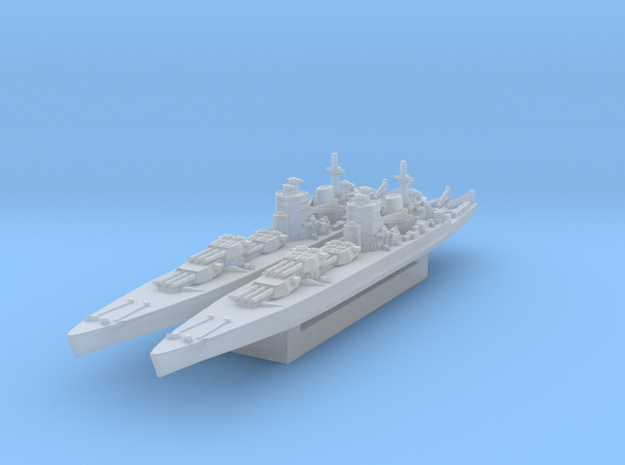 Soviet Project 21 1/3000 x2 in Smooth Fine Detail Plastic