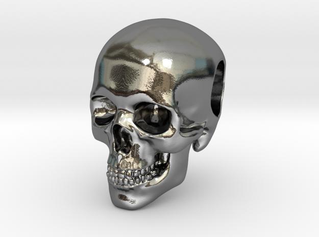 Human Skull Pendant