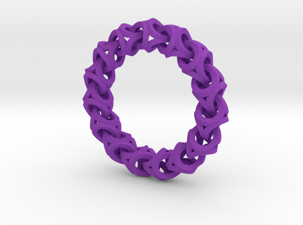 Crossover Thick - Bracelet size S