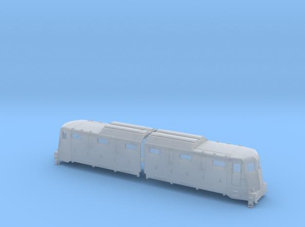 Scala N - FS E636 seconda serie 109-276 in Smooth Fine Detail Plastic