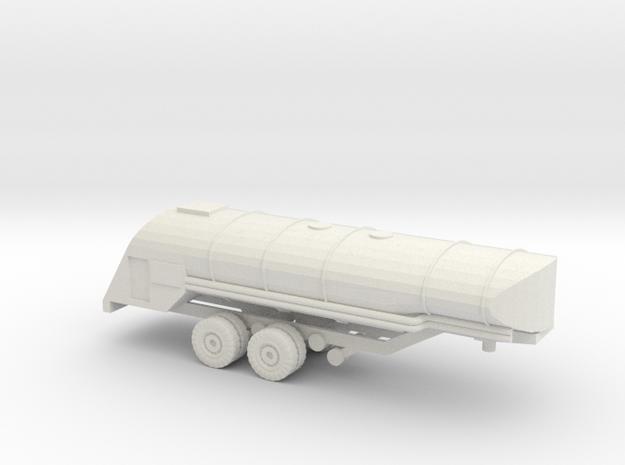 1/120 F-1 Tankauflieger in White Natural Versatile Plastic