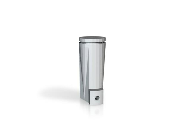 Custom Bolt v3 in White Natural Versatile Plastic