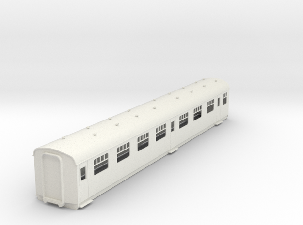 o-32-cl201-Hastings-DEMU-TSOL-trailer-2nd-coach in White Natural Versatile Plastic