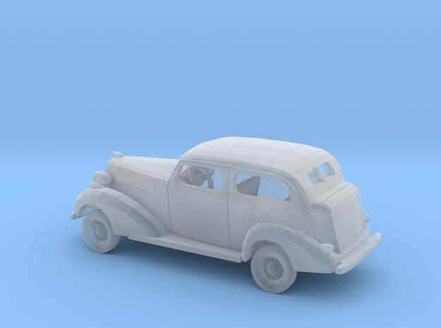 1/87 1936 Buick 2Door Sedan Kit in Smooth Fine Detail Plastic