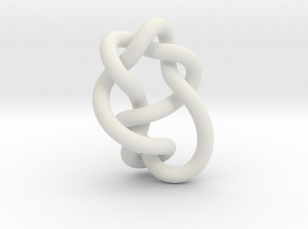 B&G Prime 8.3 in White Natural Versatile Plastic