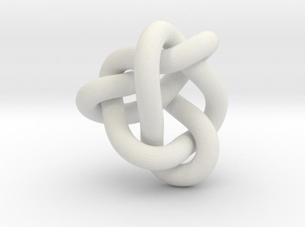 B&G Prime 8.10 in White Natural Versatile Plastic