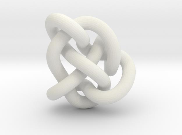 B&G Prime 9.13 in White Natural Versatile Plastic